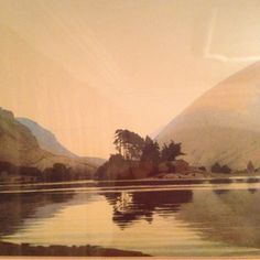 'After sunset Grasmere' W Heaton Cooper