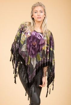 Cashmere Wraps | Silk Kimonos | Suedette Capes | Faux Fur | New Arrivals Jayley