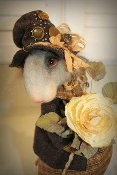 Mrs. Rat By Sadovskaya Tatiana - Bear Pile