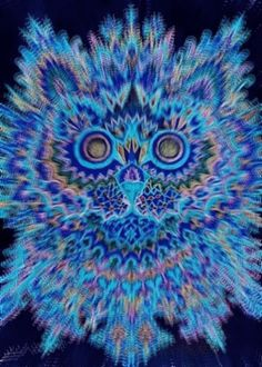 Psychedelic gif