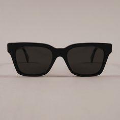 a5d92787fcb SUPER AMERICA Sunglasses In BLACK