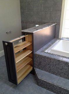 22 Lifesaving Bathroom Organizing Ideas Interiorforlife.com