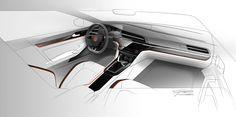 GALERIE: Volkswagen New Midsize Coupe Concept: O třídu menší CC? | FOTO 22 | auto.cz
