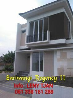 Info : LENY TJAN - 081338161288 Perumahan Murah di Bandung Utara Sariwangi Regency II. Konsep Minimalis 2 lantai DP mulai 70jt. Gratis Biaya KPR*