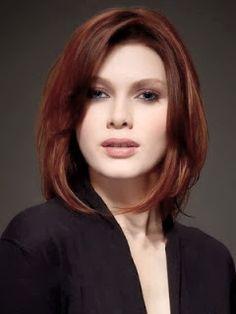Модные женские стрижки для средней длины волос 2016 - 130 фото, 3 видео | Lady…