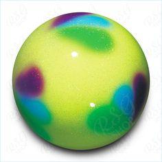 Ball Sasaki M-206 LYMY PP RSG Wettkampfball 18.5cm FIG Gymnastikball