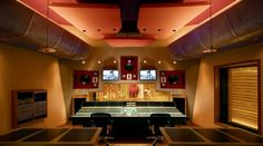 1 Of tha Few Recording Studios I Record at When Im Home Is Studio at the Palms | Palms I Love This Studio In Vegas