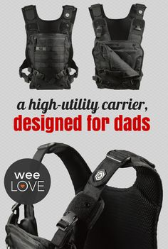 daddy carrier