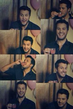 Luke you are the cutest thing in the world! Luke Bryan Music, Luke Bryan Funny, Luke Bryan Pictures, Male Country Singers, Shake It For Me, Sexy Men, Hot Men, Charming Man, Country Men
