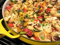 Eating Well – Roasted Vegetable Pasta