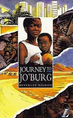 Journey to Jo'burg: A South African Story (Longman Literature Series) by Beverley Naidoo, Eric Velasquez (Illustrator)