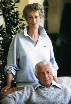 Marella Agnelli y su
