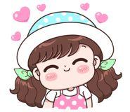 Boobib Lovely Daily (... | 光頭賣 - 最大的LINE貼圖代購網 | 全館通通降五元 VIP儲值300送40 Baby Girl Earrings, Cartoon Gifs, Emoticon, Girl Humor, Cute Stickers, Smurfs, Hello Kitty, Kawaii, Comics
