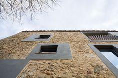 Cubus, Talles d'Arquitectura > Casa de pueblo en Jafre | HIC Arquitectura