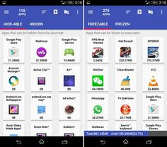 AppMgr Pro III (App 2 SD) Frozen App, Cleaning Master, Google Play, Android, Sd, Free