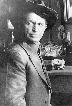 """Al Jennings: The Most Inept Outlaw of the Old West  Born: November 25, 1863, Virginia Died: December 26, 1961, Tarzana, Los Angeles, CA Alphonso J. """"Al"""" Jennings was an attorney in Oklahoma Territory who at one time robbed trains. He later became a silent film star and made many appearances in films as an actor and technical advisor"""