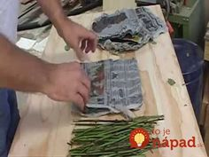 This is a simple method for rooting rose cuttings using newspaper and plastic bags. It works well during winter when misting is not possible.Nestojí to nič, výsledky však potešia nejedeného pestovateľa!How To Propagate and grow Roses From Cutt Rose Cuttings, Plant Cuttings, Rose Propagation, Outdoor Plants, Garden Plants, Outdoor Gardens, Winter Plants, Winter Garden, Container Gardening