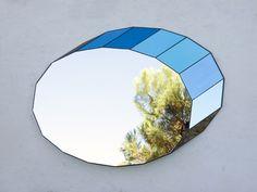 SAM ORLANDO MILLER Sky Blue Series mirrors