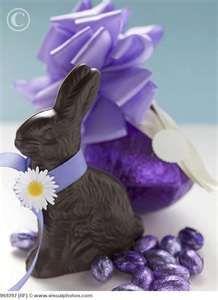 Hotel chocolat extra thick dark chocolate easter egg hotel chocolate bunny and chocolate easter eggs in purple foil negle Gallery