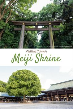 travelyesplease.com | Visiting Meiji Shrine- Tokyo's Most Important Shinto Shrine (Blog Post) | Tokyo, Japan
