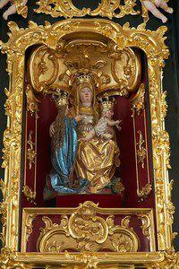 Militia Immaculatae   Rycerstwo Niepokalanej Tradycyjnej Obserwancji   26 lipca — św. Anny — matki Najświętszej Maryi Panny