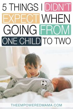 Everyone will tell you that going from one child to two is a big challenge, and I expected it to be hard, but here's what I found with the transition. I Love My Daughter, Second Pregnancy, Gentle Parenting, Big Challenge, Sleep Deprivation, Nicu, Second Child, Having A Baby, 5 Things
