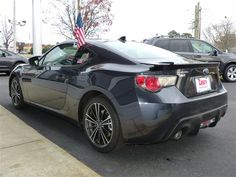New 2015 Subaru BRZ Limited Virginia Beach Area
