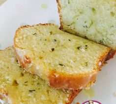 Pie Cake, Parfait, Cornbread, Coco, Banana Bread, Cake Recipes, Bakery, Deserts, Lemon