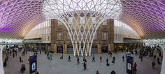 #30 - King's Cross Station - The main touristic attraction in King's Cross Station is the Harry Potter Shop and the platform 9 and 3/4