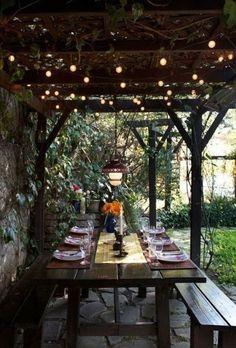 Un peu repas en terrasse-Gorgeous Ambiance