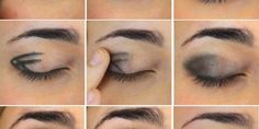 The smoky eye is one of those iconic make-up looks that we all strive to master – for better or wors. Smoky Eye, Makeup Looks, Make Up, Eyes, Nice, Beauty, Style, Swag, Makeup