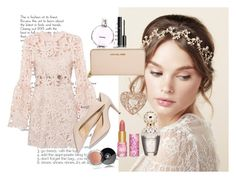 """""""Pardon me"""" by fantasticbabe ❤ liked on Polyvore featuring Michael Kors, tarte, Marc Jacobs, Chanel, women's clothing, women, female, woman, misses and juniors"""