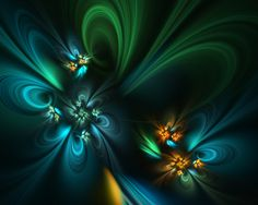 Light flowers by manapi.deviantart.com on @deviantART