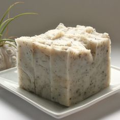 Grapefruit & Juniper Granita Olive Oil Soap (Vegan)