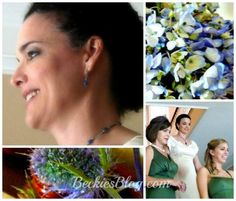 Weddings at The Moss House B and B in Little Washington, NC create lovely memories. TheMossHouse.com | #weddings