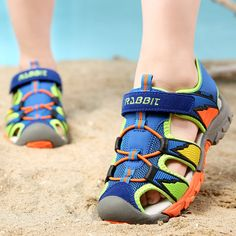 65e4dd4e1cb12b Children summer sandals 2017 boys sandals fashion high quality children s  skid shoes rubber soles beach shoes cocuk sandalet-in Sandals from Mother    Kids ...