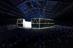 Bureau Betak Designs Tiffany & Co.'S Diamond Exhibition In Beijing Interactive Exhibition, Exhibition Booth, Museum Exhibition, Exhibition Stands, Showroom Design, Interior Design, Exhibit Design, Bureau Betak, Entrance Gates