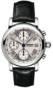 Montblanc Watches - Star XL Chronograph Automatic - Style No: 36966