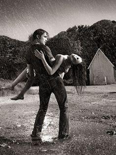 Kristen Stewart, Robert Pattinson, ... | Edward sweeps Bella off her feet.