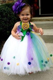 Princess lollipop tutu