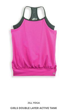 www.jillyoga.com Yoga Girls, Fall 2015, Basic Tank Top, Athletic Tank Tops, Women, Fashion, Moda, Women's, La Mode