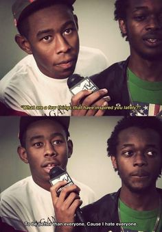 I love Tyler, The Creator <3