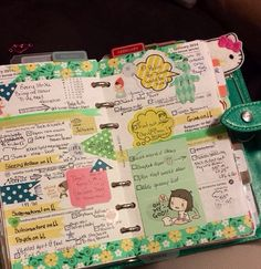 Inspiration to create my own journal