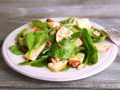 Side dish idea: Spinach Waldorf Salad