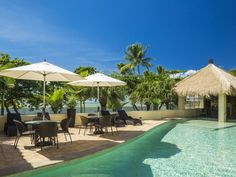 Cairns Sea Change Beachfront Apartments Australia, Pacific Ocean and Australia Ideally located in the prime touristic area of Trinity Beach, Sea Change Beachfront Apartments promises a relaxing and wonderful visit. The hotel has everything you need for a comfortable stay. Facilities like free Wi-Fi in all rooms, grocery deliveries, photocopying, wheelchair accessible, facilities for disabled guests are readily available for you to enjoy. Each guestroom is elegantly furnished a...