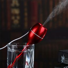 Popular usb air Humidifier New homeful Portable Goblet Mini Ultrasonic Water Mist Humidifier Filter Air Purifier hot #Affiliate
