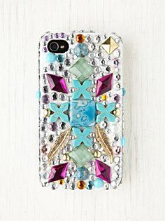 Bling Bling Hello iPhone Case