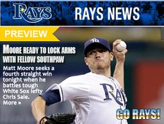 TAMPA BAY RAYS - 07/06/2013