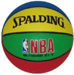 "Spalding Sport 63-750T 27.5"" JR NBA Basketball. Spalding Sports Div Russell. 63-750T. 2. NEW. 3."