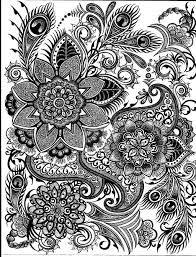 peacock drawing - Recherche Google
